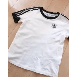 adidas - アディダス 2020夏モデル 白Tシャツ
