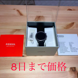 フォッシル(FOSSIL)のfossil sports スマートウォッチ FTW4019(腕時計(デジタル))