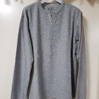 シマムラ(しまむら)のメンズ カットソー Lサイズ しまむら(Tシャツ/カットソー(七分/長袖))