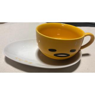 サンリオ(サンリオ)のぐでたま ティーカップ(グラス/カップ)