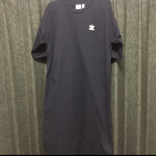 adidas - adidas Tシャツドレス ワンピース