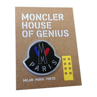 モンクレール(MONCLER)のパリ限定品 MONCLER モンクレール ステッカー シール ブラック(その他)