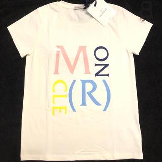 モンクレール(MONCLER)の新品☆モンクレール Tシャツ(Tシャツ(半袖/袖なし))