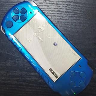 PSP3000 ブルー 本体のみ
