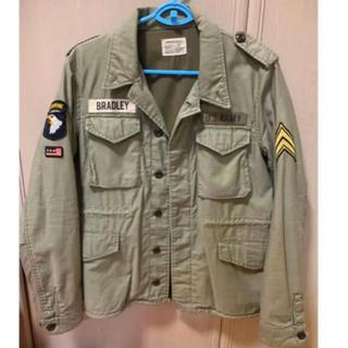 アメリカンラグシー(AMERICAN RAG CIE)のミリタリージャケット(ミリタリージャケット)