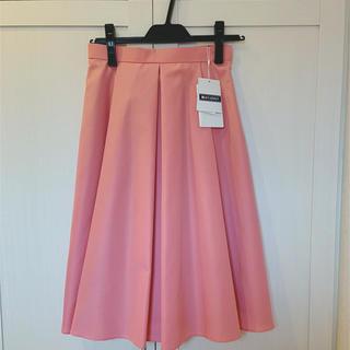 M'S GRACY - 今季❤️新品タグ付 エムズグレイシー  定番 タフタ  ピンク スカート  36