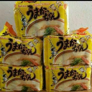 ハウスショクヒン(ハウス食品)の九州の味うまかっちゃんレギュラー25食(インスタント食品)