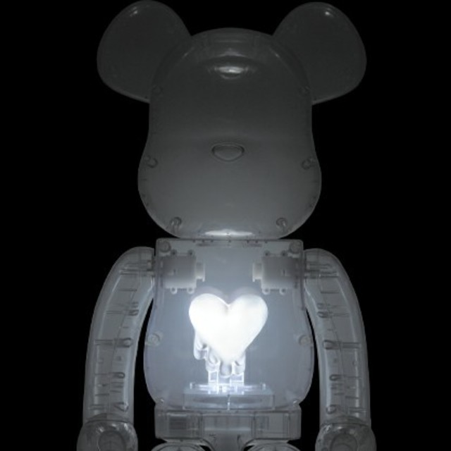 MEDICOM TOY(メディコムトイ)のBE@RBRICK EMOTIONALLY UNAVAILABLE 1000% エンタメ/ホビーのフィギュア(その他)の商品写真