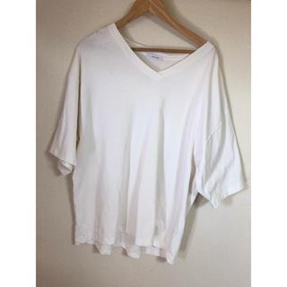 JEANASIS - トップス Tシャツ オーバーサイズ ジーナシス 大きいサイズ