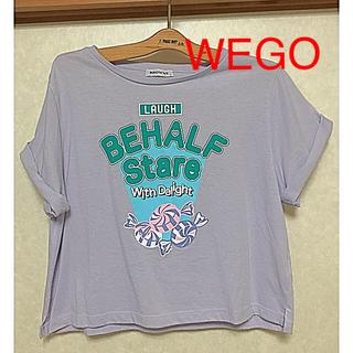 ウィゴー(WEGO)のWEGO  半袖Tシャツ(Tシャツ(半袖/袖なし))