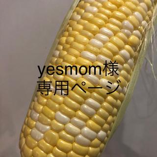 yesmom様専用ページ とうもろこし(野菜)