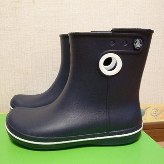 クロックス(crocs)のcrocs レインブーツ21.5cm(レインブーツ/長靴)