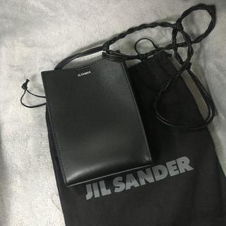 ジルサンダー(Jil Sander)の新品  JIL SANDER タングル ショルダーバッグ(ショルダーバッグ)