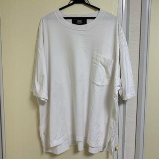 アンリアレイジ(ANREALAGE)のANREALAGE ビックシルエットTシャツ 白(Tシャツ/カットソー(半袖/袖なし))