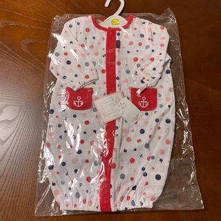 新品、未使用!新生児ドレス、カバーオール(カバーオール)