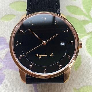 agnes b. - アニエスベー   ㉔ 腕時計・稼動品✨