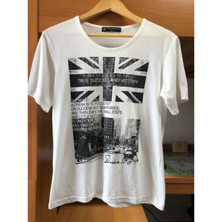 ウィゴー(WEGO)のDOUBLENEEDLE Tシャツ(Tシャツ/カットソー(半袖/袖なし))