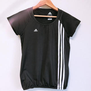アディダス(adidas)のadidas レディースTシャツ(トレーニング用品)