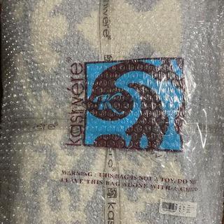 カシウエア(kashwere)の最安値❗️新品未開封 カシウエア ブランケット シングル ダマスク ベビーブルー(毛布)