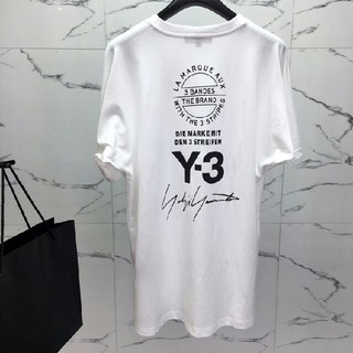 Yohji Yamamoto - Y3 Yohji Yamamoto Tシャツ ヨージヤマモト カジュアル
