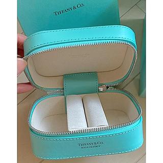 Tiffany & Co. - tiffany レクタンギュラージュエリーケース