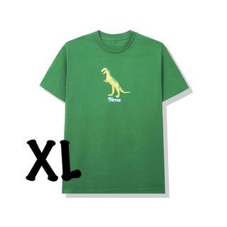 新作 アンチソーシャルクラブ REX Tシャツ XL(Tシャツ/カットソー(半袖/袖なし))