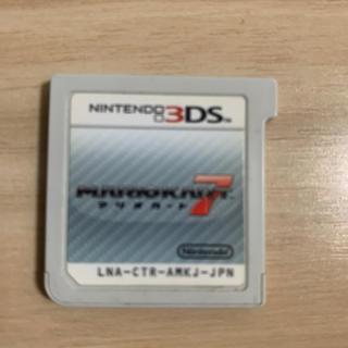 任天堂 - マリオカート7 3DSソフト