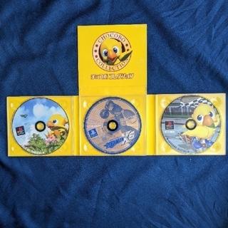 プレイステーション(PlayStation)のチョコボコレクション(家庭用ゲームソフト)