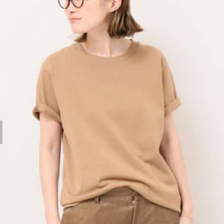 DEUXIEME CLASSE - Deuxieme Classe EVERYDAY T-Shirt ブラウンC