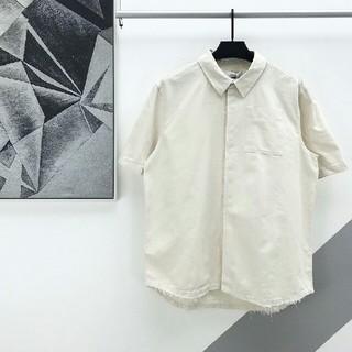 ジルサンダー(Jil Sander)の男女兼用 JIL SANDER 2020 半袖 デニム素材 (Tシャツ/カットソー(半袖/袖なし))