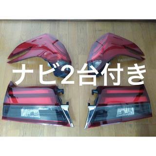 トヨタ(トヨタ)のアルファード30前期 テールランプ(左右)(車種別パーツ)