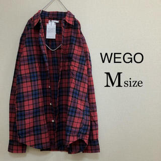 WEGO - Mサイズ WEGO ⭐新品⭐ ビエラタータンチェックシャツ