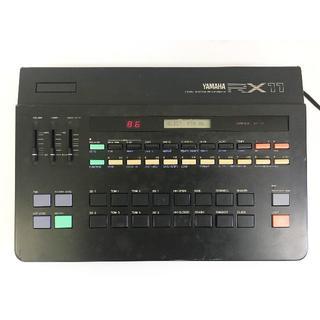 ヤマハ(ヤマハ)のヤマハ YAMAHA RX11 ドラムマシン リズムマシン 動作品(音源モジュール)