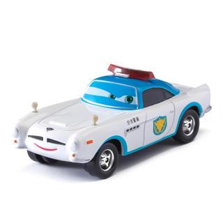 ディズニー(Disney)の【新品】マテル カーズ フィンマックミサイル 空港警備 ミニカー(ミニカー)