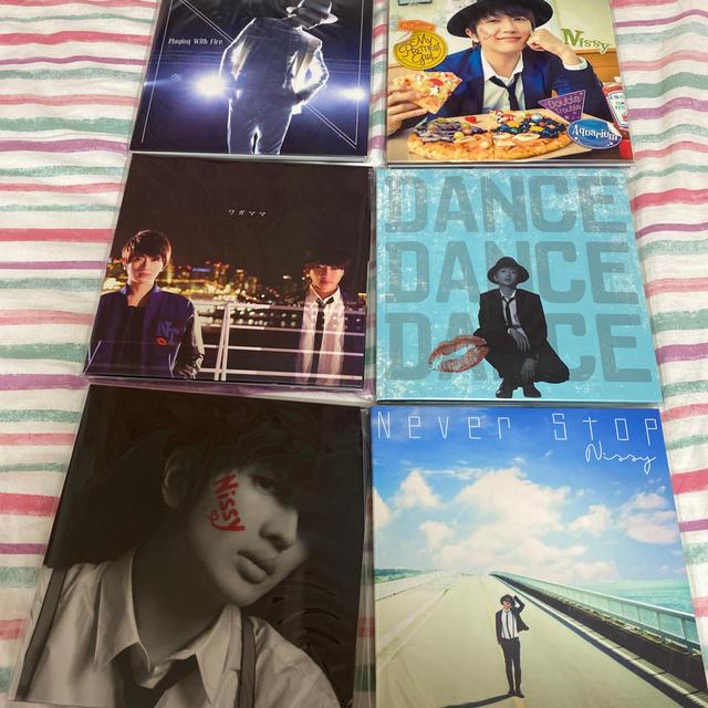 AAA(トリプルエー)のnissy CD エンタメ/ホビーのDVD/ブルーレイ(ミュージック)の商品写真