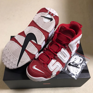 Supreme - Supreme NIKE AIR MORE UPTEMPO 27.5