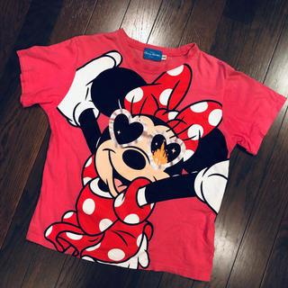 ディズニー(Disney)のディズニー Tシャツ ミニーちゃん(Tシャツ/カットソー)