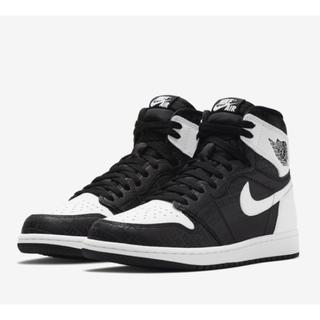 ナイキ(NIKE)の海外限定28cm Nike air Jordan 1 OG Re2pect (スニーカー)