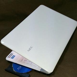 NEC - 高スペック i5/高速SSD/LaVie/ブルーレイ/最新Windows10