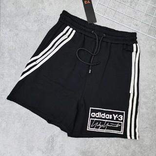 ワイスリー(Y-3)の美品Y-3 adidas Yohji Yamamoto パンツ ショートパン (ショートパンツ)