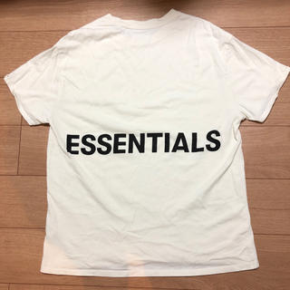 FEAR OF GOD - Fear of God フィアオブゴッド FOG Essentials 半袖 S