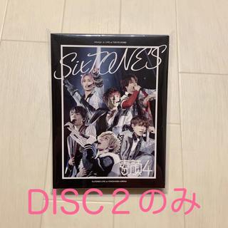 Johnny's - SixTONES 素顔4 Disc2のみ