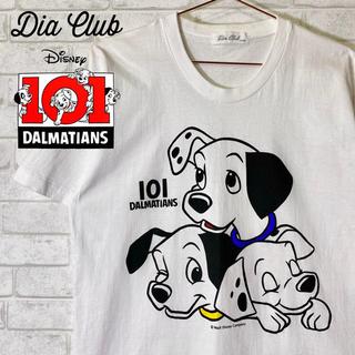 ディズニー(Disney)の【Dia Club】Disney 101匹わんちゃん ダルメシアン Tシャツ/F(Tシャツ/カットソー(半袖/袖なし))