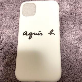 アニエスベー(agnes b.)のアニエスベー agnesb. iPhone11カバー iPhoneケース(iPhoneケース)