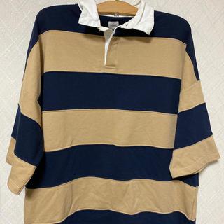 ウィゴー(WEGO)のラガーシャツ(Tシャツ/カットソー(半袖/袖なし))