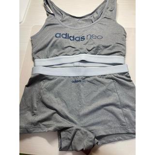 アディダス(adidas)のレディース スポーツウェア スポーツブラ パンツ adidas(ウェア)