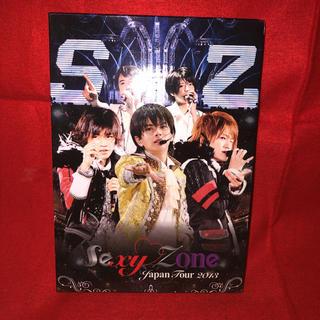 セクシー ゾーン(Sexy Zone)のセクゾ Sexy Zone Japan Tour 2013 Blu-ray(ミュージック)
