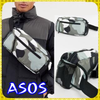 エイソス(asos)の【日本未入荷】ASOS スキーバムバッグ【海外輸入】(ボディーバッグ)