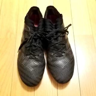 アディダス(adidas)の美品アディダス ネメシス17.1黒26.5cm低価約2万サッカー スパイク(シューズ)