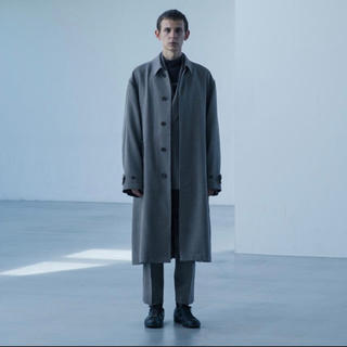 stein 20ss SLEEVEOVER FOUNDATION COAT